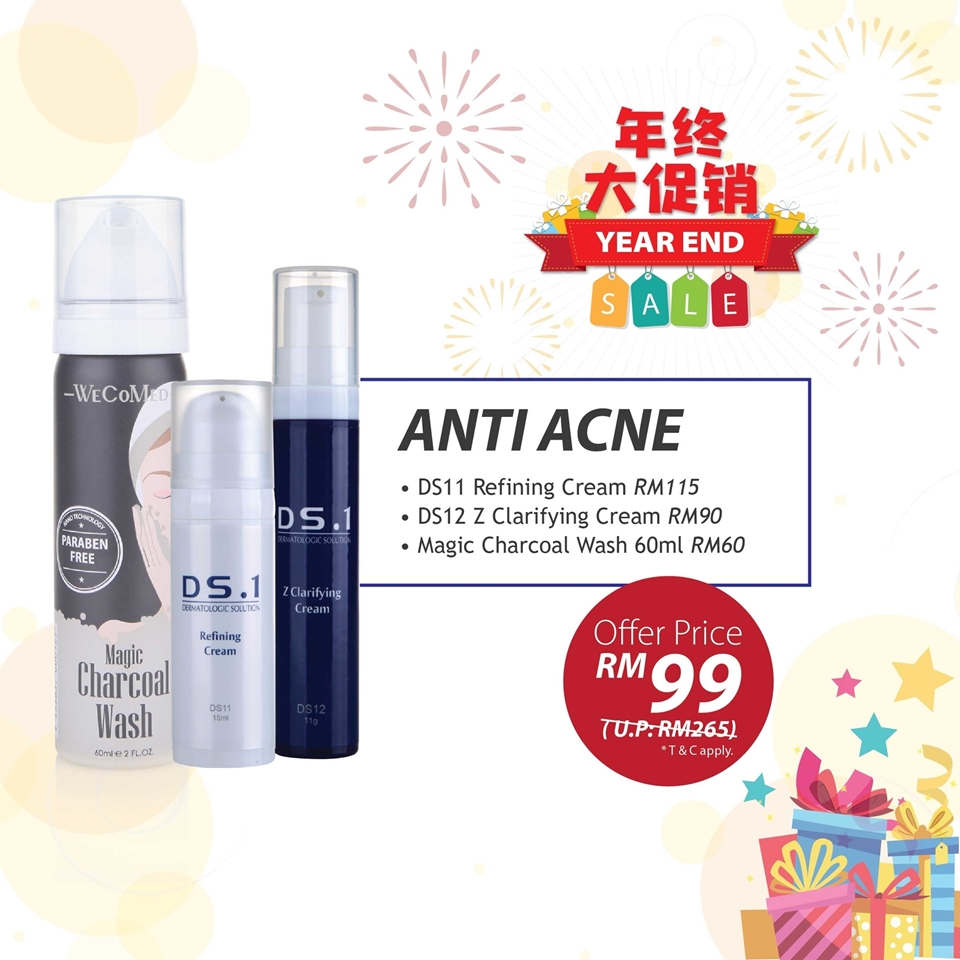 Picture of Special Promotion - DS1 Acne Set